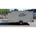 Koppikärry JJ-TRAILER EAGLE 4000-1500KG